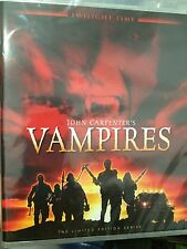 John Carpinter's Vampires Blu-ray - Twilight Time Limited - Out Of Print