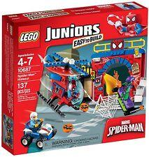 LEGO® Juniors 10687 Spider-Man™ Versteck NEU OVP_ Spider-Man™ Hideout NEW MISB