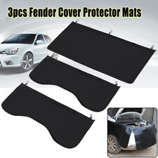 3X Magnetic Fender Cover Car Truck SUV Mechanic Paint Protector Work Mat Pad Set