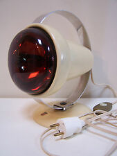 ANCIENNE LAMPE CHARLOTTE PERRIAND POUR PHILIPS - INFRAPHIL - ANNEES 50 - TBE -
