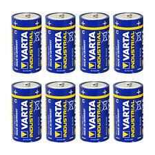 8x Varta Baby C Industrial LR14 MN1400 Batterie 7800 mAh 1,5V Alkaline 8 Stück