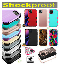 Samsung Galaxy A71 5G Impact Hybrid Shockproof Rubber Protector Case Phone Cover