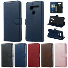 For LG 11 12 Pro Max 11 12 Pro PU Leahter Flip Wallet Stand Phone Case Cover