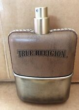 3885b279a True Religion Original Eau De Toilette Spray For Men 3.4 oz 100ml NEW TT