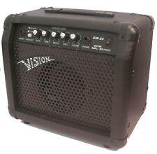 Ampli Guitare électrique Vision Gw-25 30w Avec Distortion