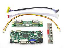 HDMI+DVI+VGA LVDS Controller Board Inverter Kit for LM190WX1(TL)(L1) 1440X900