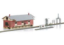 Z 1:220 Märklin miniclub Maintenance Facility Setup diorama trains Marklin gauge