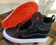 Vans Sk8-Hi Boot MTE 2 DX Black Spicy Orange White Men's Size 10 Mtn Edition