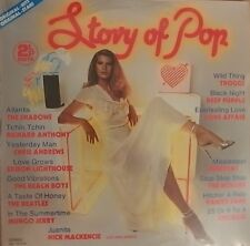 V.A. ‎– Story Of Pop 2 LPs RARE GER SEALED Deep Purple, Beach Boys, Troggs