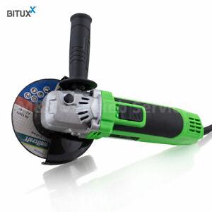 BITUXX Winkelschleifer 125mm 650 Watt Trennschleifer Einhand Trennschneider