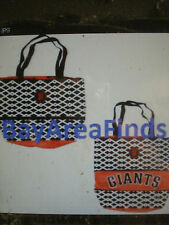 San Francisco Giants Mother's Day Expandable Tote Bag 5/14/2017 SGA Giveaway