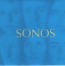 (AZ224) Sonos, White Winter Hymnal  - DJ CD