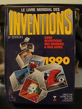 Livre Mondial des Inventions