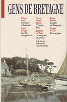 Livre gens de Bretagne Collectif book