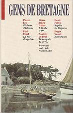 """Livre Régional """" Gens de Bretagne """" ( Book ) ( No 352 )"""