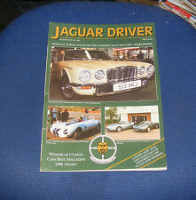 JAGUAR  DRIVER ISSUE 438 JANUARY 1997 - CHAMPION OF CHAMPIONS