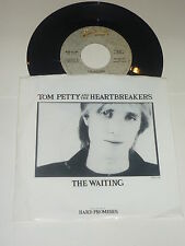 TOM PETTY AND THE HEARTBREAKERS - The Waiting - RARE 1981 US vinyle 17.8cm
