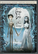 Corpse Bride (2005) (DVD 2007, Canadian Bilingual Français English Widescreen)