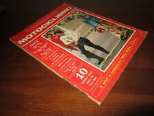 MOTOCICLISMO OTTOBRE 1973 NUMERO 10 GIACOMO AGOSTINI-HARLEY DAVIDSON-YAMAHA
