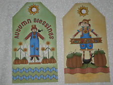 Primitive 10 Fall Harvest Hang Tags (Usc-A)