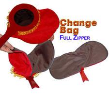 Change Bag - Full Zipper From Side To Side - Make Objects Change, Vanish, Appear