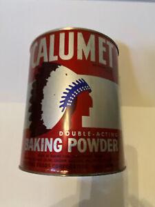 Vintage Calumet Baking Powder Tin - 10 LB. (empty)