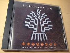 Incantation CD Geoglyph - The very best of Incantation 20 Titel 1998 Topzustand