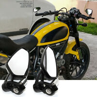 "Motorcycle 7/8"" Handle BarArrow Shape Rearview Side Mirrors For Yamaha MT-03 EE"