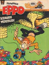 STRIPWEEKBLAD EPPO 1980 nr. 44 - STORM / LUCKY LUKE / FRANKA / ROEL DIJKSTRA
