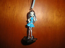 MONSTER HIGH CUSTOM MADE FRANKIE STEIN PVC CHRISTMAS ORNAMENT