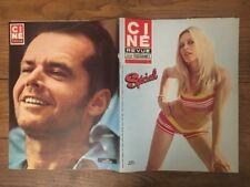 Ciné Revue n 20 1976 Brigitte BARDOT Florinda BOLKAN Charlton HESTON J NICKOLSON