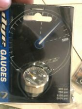 NEW DYE PAINTBALL MINI GAUGE 1500 PSI