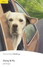 Marley and Me Book and MP3 Pack: Level 2 (Pearson English Graded Readers) by Gro