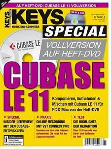 Cubase Le 11 Full Version IN Keys Special 1/2021