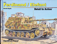 Ferdinand/Elefant: Detail in Action by David Doyle - Hardcover