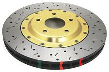 Disc Brake Rotor-Z06 Front DISC BRAKES AUSTRALIA DBA52992GLDXS