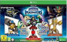 Skylanders: Imaginators - Starter Pack (Microsoft Xbox 360, 2016, DVD-Box)