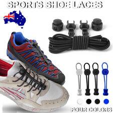 Elastic Shoe Lock Laces Sports Triathlon Running Race Speedlaces Genuine New