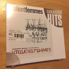 VIOLENT FEMMES Permanent Record The Very Best of CD BRAND NEW & SEALED VERY RARE