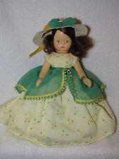 Jesco Nancy Ann Story Book Doll In Box 1986