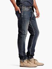 Lucky Brand Japanese Nisshinbo Selvedge Denim Skinny Jeans MADE IN USA NEW 34x32