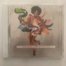 Inna modja love revolution cd 12 titres neuf sous blister