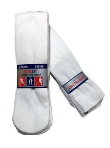 "Men's Big & Tall Sports Tube Socks 3/6/12 Pack  ""Over The Calf - 26"" inches"""