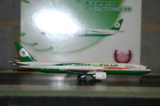 "Phoenix 1:400 Eva Air Boeing 777-300ER B-16701 ""Rainbow Ribbon"" (PH10078)"