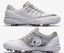 Nike Lunar Control 4 Player Issue Golf Shoes Oregon Ducks Team Mens 8 Womens 9.5