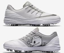Nike Lunar Control 4 Player Issue Golf Shoes Oregon Ducks Team Mens 8 Womens 9.5