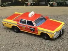 1974 74 Dodge Royal Monaco City TAXI Cab 1/64 Scale Limited Edition  C8DGE