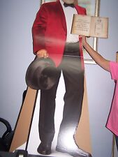 2 DOS EQUIS BEER THE MOST INTERESTING MAN BOOK RED SUIT HAT STAND UP NEW IN BOX