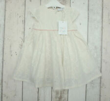 BNWT Gorgeous Broderie Anglaise Embroidered Dress - Mini Club (3 - 6 months)