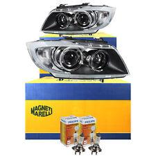Erstausrüster Xenonscheinwerfer Set für BMW 3er E90 E91 Bj. 05-08 D1S/H7+Motoren
